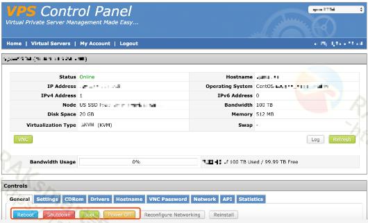 远程登陆RAKsmart VPS主机的简单方法