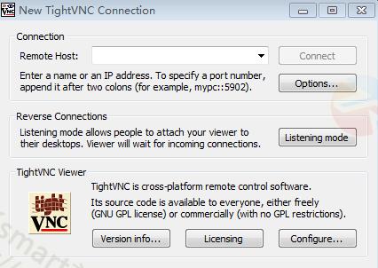 TigerVNC Viewer客户端