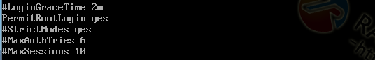 SSH允许远程登录