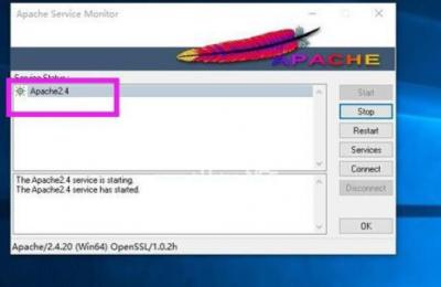 Apache无法启动